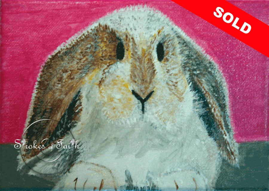 Bunny-SOLD